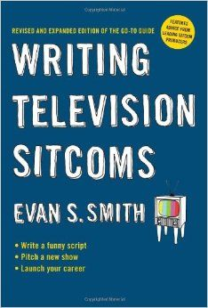 Are you a television writer? Screenwriting for TV sitcoms is its own art. Check out Writing Television Sitcoms by Evan S. Smith. It's fantastic. Click through the image above (Amazon Affiliate).