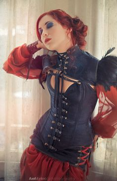 Steampunk Vilanova II by AxelMontero | photography, via Flickr