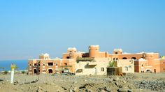 The tourism bust in the Sinai peninsula has left many half-built hotels dotting…