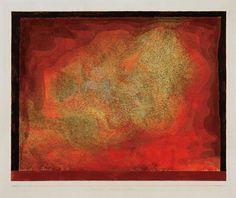 Titre de l'image : Paul Klee - Hoehlen ausblick,1929