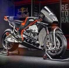 KTM GP prototype bike