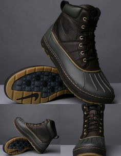 (well now these boots look familiar) Should have posted this when I saw it originally in '09. There is a boot in NYC that is the most popular boot that is only second to the Nike Boots and it is ma...