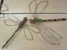 willow dragonflies