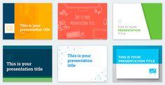 Temas para PowerPoint e Google Slides para apresentações desenhados com qualidade profissional. Grátis e todos os elementos e slides são customizáveis