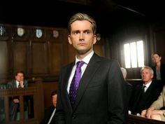 PHOTOS: David Tennant In The Politician's Husband #ThrowbackThursday