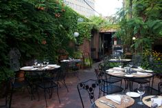 D.C.'s 12 best restaurants for a perfect alfresco date