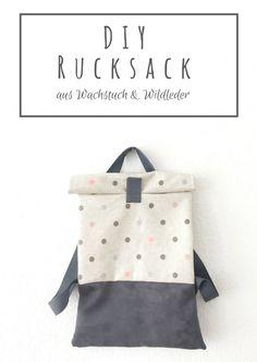 DIY Rucksack selber nähen www.hereinherein.wordpress.com