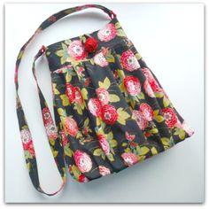 Oriental Boho Bag PDF Sewing Pattern