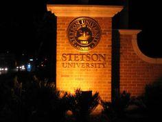 Gates and Seal, Stetson University, DeLand, Florida