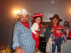 the cowboyt family