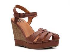 BC Footwear Lifeboat Wedge Sandal Women's Wedge Sandals Sandals Women's Shoes - DSW