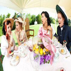 A Victorian Tea Party
