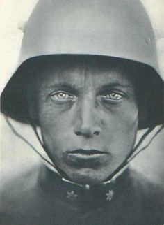 The eyes of war, World War I.