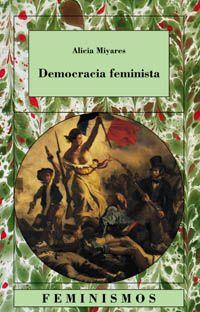 En este libro se ofrecen las revelaciones de que la democracia social y liberal fallen satisfacer las demandas y necesidades de las mujeres. Y también se surge una teoría original de una democracia feminista como un modelo político que corregiría tales carencias.