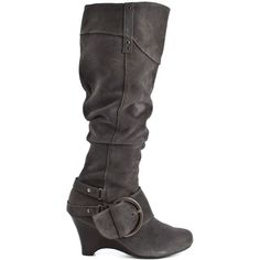 Boots Boots Boots I Love !!! Naughty Monkey  				  				Juggernaut - Grey