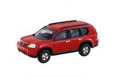Takara Tomy Tomica #75 Nissan X-TRAIL Diecast Car Vechicle Toy #Tomica