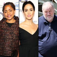 Markle family German, Irish, and Afro-American descent. Royal lineage on father's side from centuries ago; Slave servants from mother's side. I sense a commonwealth of their union. The product of a Duchess. Prince Harry And Megan, Harry And Meghan, Meghan Markle Plastic Surgery, Advanced Maternal Age, Actress Meghan Markle, Facial Bones, Doria Ragland, Prinz Harry, Princess Meghan