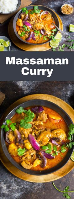 A delicious curry without the heat? Massaman is your answer.