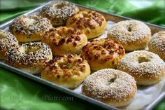 homemade bagels awesome