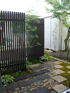 Front Garden Landscape, Lawn And Garden, Landscape Timbers, Alfresco Area, Bonsai Garden, Concrete Jungle, Fence Design, Garden Gates, Backyard Landscaping