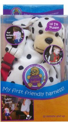 Baby harness & leashes -  Pin it :-) Follow us .. CLICK IMAGE TWICE for our BEST PRICING ... SEE A LARGER SELECTION of  Baby harness & leashes   at   http://zbabybaby.com/category/baby-categories/baby-nursery/baby-chests-and-drawers/ -  Child Safety Harness Backpack – PUPPY « zBabyBaby.com