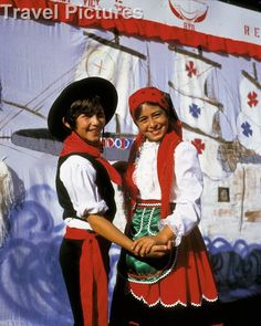 Traditional clothing from Portugal