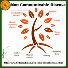 Non Communicable Disease for http://www.dietkundali.com/non-communicable-disease.htm