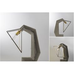 Inside Out Lamp - Qrator