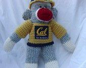 cal bears monkey