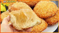 Asian Appetizers, Asian Snacks, Vietnamese Cuisine, Vietnamese Recipes, Beignets, Street Food, Bread Recipes, Donuts, Cake