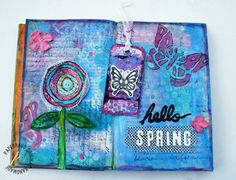 PaperHaus Magazine: Lynn brings us an amazing art journal