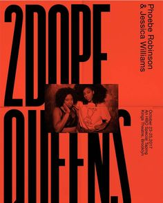 Two Dope Queens poster