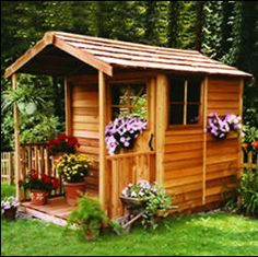 Garden Sheds Houston superior garden shed finished in black valtti paint this 2.4 x 3.0
