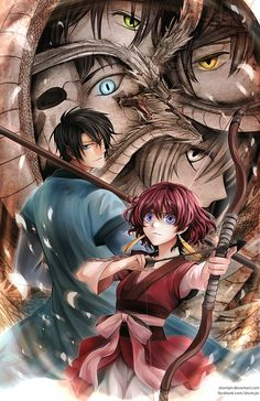 Akatsuki no Yona: Yona of the Dawn by Shumijin.deviantart.com on @DeviantArt
