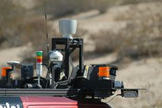 The DARPA Grand Challenge: Ten Years Later - Technology Org