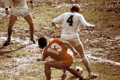 die Wasserschlacht von 1974 - Deutschland gegen Polen #wm #fußball