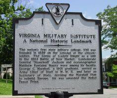 Virginia Military Institute American Civil War, American History, Battle Of New Market, Jefferson Davis, Virginia History, Southern Heritage, Civil Wars, Military Academy, Natural Bridge