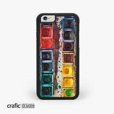 IPHONE 6 Plus CASE iPhone 6 Vintage Malerset iPhone 7 von CRAFIC