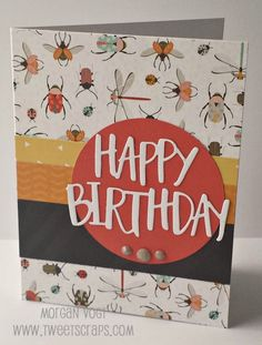 Create 12 cards you can give to the boys and men in your life using the Dreamin' Big paper pack at April's Card Workshop! Plus, you can tak...
