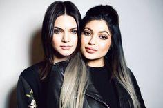 Kendall & Kylie x Splash Magazine 2014