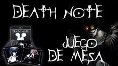 JUEGO de CARTAS inspirado en DEATH NOTE (PUEBLO DUERME) | DIY Juegos de ... Death Note, Mafia, Joker, Diy Games, Decir No, Youtube, Movie Posters, Anime, Movies