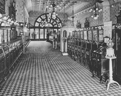 Photo Of Arcade In New York 1890s Vintage 8x10 Reprint Of Old Photo 3
