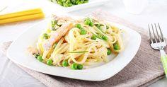 15 recettes tendances de one pot pasta - One pot pasta crémeuses façon carbonara - Cuisine AZ
