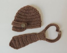 Crochet Newborn Hat Crochet Newsboy Hat and by PreciousLittleLamb, $30.00