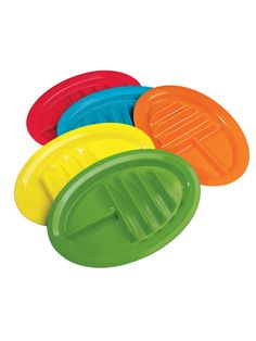 Taco Plates (set of 5) | Solutions