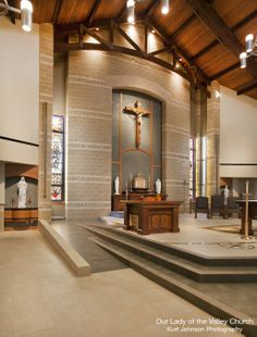 Our Lady of the Valley Church in Windsor, Co. http://www.kurtjohnsonphotography.com/