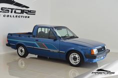 GM Chevy 500 DL Especial 1993 . Pastore Car Collection
