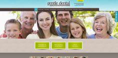 #sesamewebdesign #psds #dental #responsive #blue #brown #green #texture #gradient #sticky #topnav #top-nav #full-width #fullwidth #serif #sans