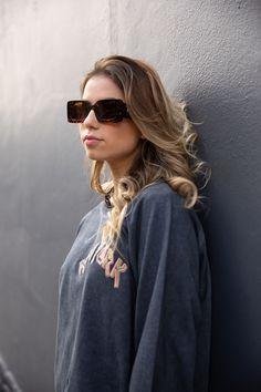 MAXWELL SWEATSHIRT Tie Dye Sweatshirt, Fashion Labels, Shop Now, Campaign, Long Hair Styles, Sweatshirts, Shopping, Clothes, Beauty