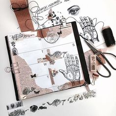 good morning <3 I'm on holidays and I think about to show you all of my fav journaling decorations 2016 ☺️what do you think? Yay or nay?  ~ repost oct' 16 . . #calligraphy #midoritravelersnotebook #travelersnotebook #waxseal #scrapbooking #journaling #washi #washitape #lettering #handlettering #rosegold #weeklyspread #weeklydecoration #christmas #classiky #filofaxing #midori #travelersnotebook #fauxdori #pedori #chicsparrow #paperlove #websterspages #vintage #penpal #wochendeko #filo...